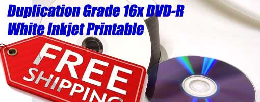 Duplication Grade CDR DVDR DVD-R