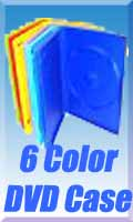 Color DVD Cases