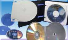 C-Shell CD/DVD Cases