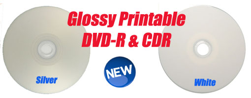 Glossy CDR & DVDR Sale