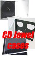 single & multi CD Jewel case