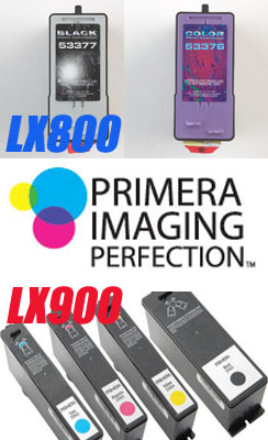 Primera Printer Ink Cartridges
