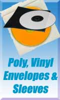 Poly & Vinyl Sleeves