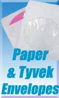 Paper & Tyvec Sleeves