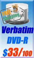 Verbatim CDR